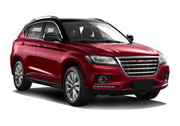 2017 HAVAL H2 SUV City