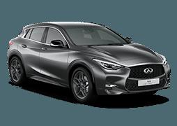 2018 INFINITI Q30 Hatchback Q30