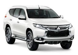 2018 MITSUBISHI Montero Sports SUV GLX