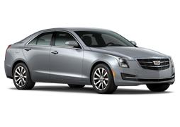 2018 CADILLAC ATS Sedan ATS