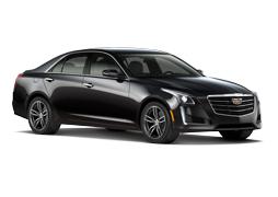 2018 CADILLAC CTS Sedan CTS