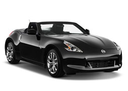 2018 NISSAN 370z Convertible Roadster