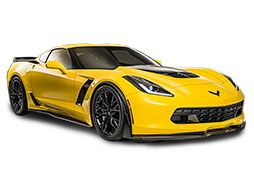 2019 CHEVROLET Corvette Coupe Corvette