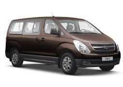 2018 HYUNDAI H1 Minivan GLS 2.4L
