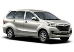2018 TOYOTA Avanza Minivan Avanza GLS