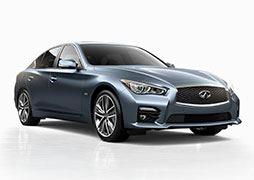 2018 INFINITI Q50 Sedan Q50