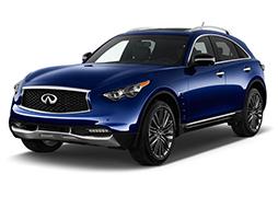 2018 INFINITI QX70 SUV QX70