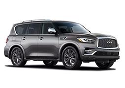 2018 INFINITI QX80 SUV Qx80