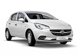 2018 OPEL Corsa Hatchback OPC