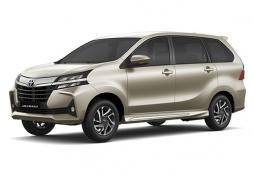 2020 TOYOTA Avanza Minivan Avanza SE