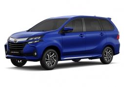 2020 TOYOTA Avanza Minivan Avanza GLS