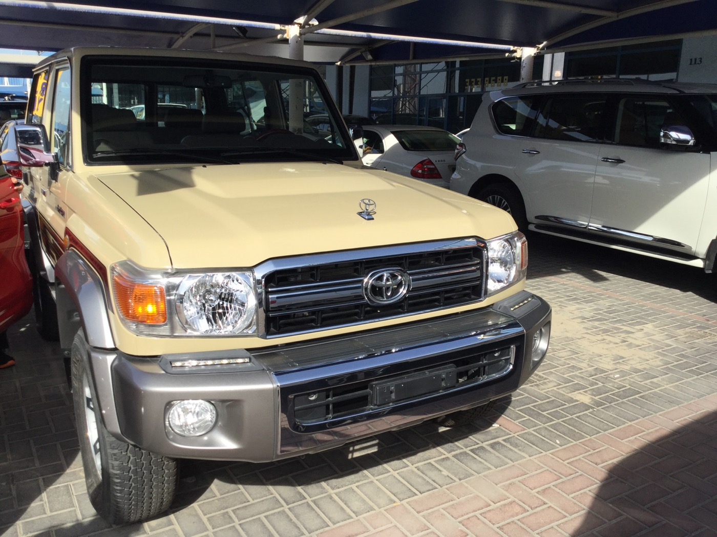 2014 Toyota Land Cruiser Suv For Sale In Dubai Motoraty