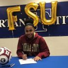 Adrienne Richardson signs with Florida State