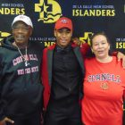 DeLaSalle's Baker signs with Cornell