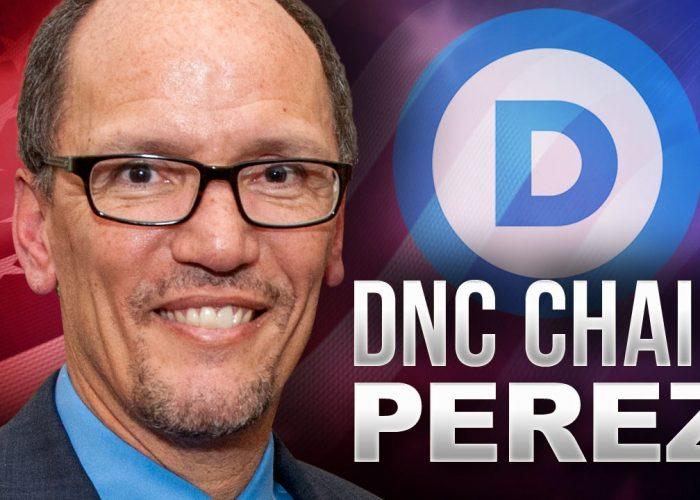Tom Perez wins DNC chairmanship over Keith Ellison