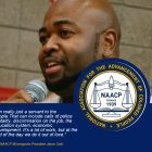 NAACP Mpls branch president reflects on his journey from prison to academia