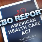 Critics of GOP healthcare plan respond to CBO report