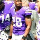 Vikings release Adrian Peterson