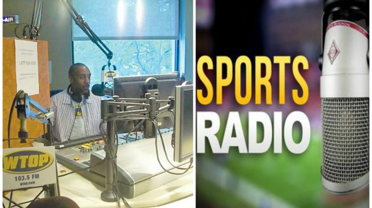 Black sports radio hosts mostly former athletes — not so for Whites