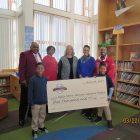 Nellie Stone Johnson school gets Kappa Alpha Psi grant
