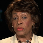Rep. Maxine Waters will not be intimidated
