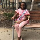 Makarei Payne-Glass 2017 Miss Pre-teen Midwest Pageant Winner
