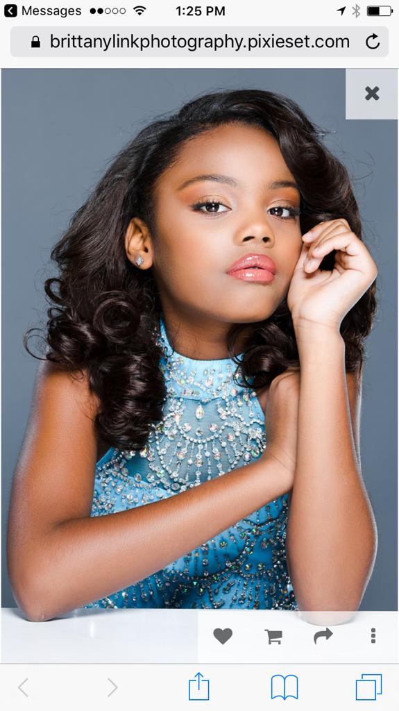 Meet Cowetas Miss Pre-Teen Fall Festival contestants