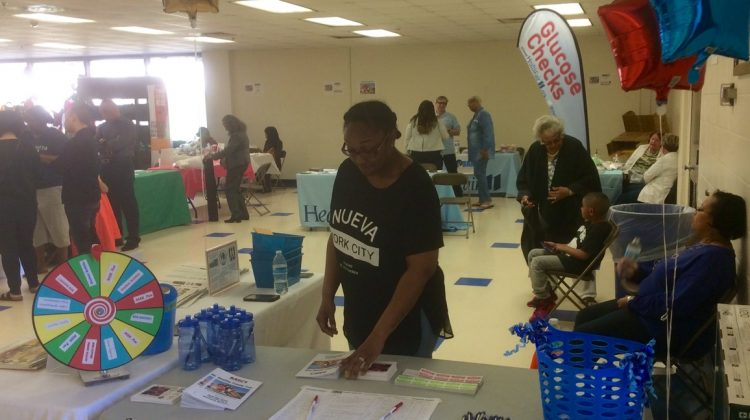 Community gathers for healthy, happy get-together
