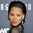 Amirah Vann: ready for her close-up!