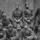 WWI: a war for justice Black soldiers didn't win