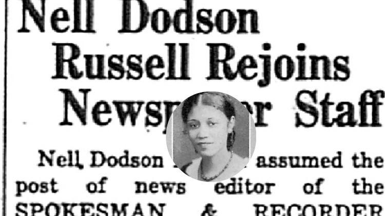 Remembering Nell Dodson Russell: reporter, columnist, truth-teller