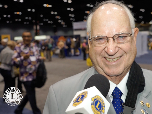 John Walker vid kongressen 2017