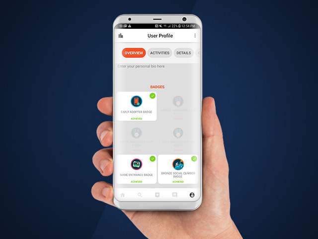 MyLion™ユーザーが獲得したバッジ トップ3!