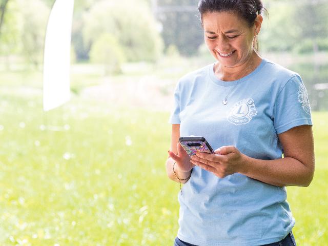 MyLion™ 앱을 사용해야 하는 3가지 이유