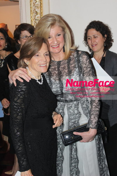 2014 Annual Glamour Women of the Year Awards Arianna Huffington - NameFace Photo Agency New York City - hello@nameface.com - nameface.com - Photo by