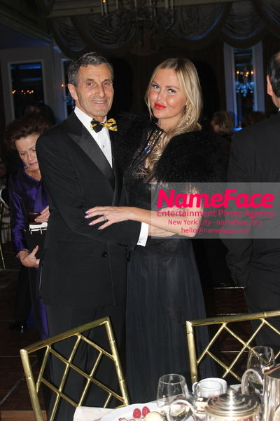 2014 Annual Glamour Women of the Year Awards Peter Regna and Barbara Regna - NameFace Photo Agency New York City - hello@nameface.com - nameface.com - Photo by