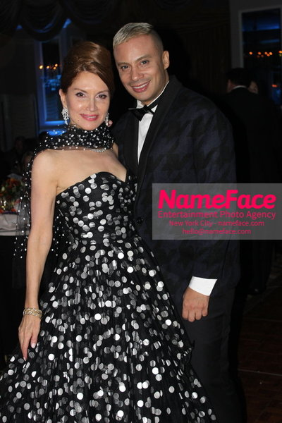 2014 Annual Glamour Women of the Year Awards Jean Shafiroff and Victor de Souza - NameFace Photo Agency New York City - hello@nameface.com - nameface.com - Photo by