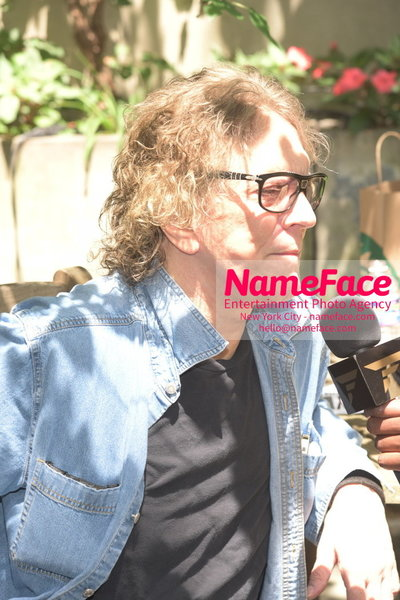 ARTISTIX Guests With Andy Hilfiger S/S 17 Mens Presentation Mick Rock - NameFace Photo Agency New York City - hello@nameface.com - nameface.com - Photo by Steve Eichner
