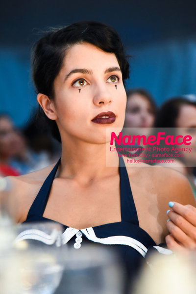 NY: 23rd Annual Watermill Center Summer Benefit & Auction Nadya Tolokonnikova - NameFace Photo Agency New York City - hello@nameface.com - nameface.com - Photo by Steve Eichner