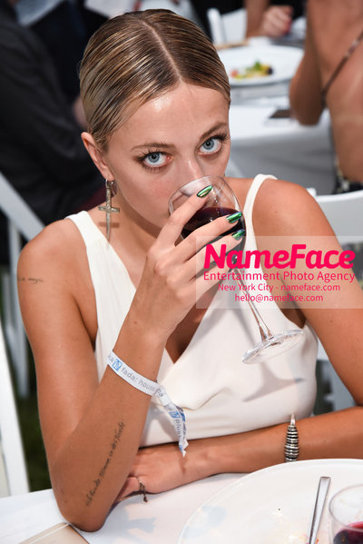 NY: 23rd Annual Watermill Center Summer Benefit & Auction Caroline Vreeland - NameFace Photo Agency New York City - hello@nameface.com - nameface.com - Photo by Steve Eichner