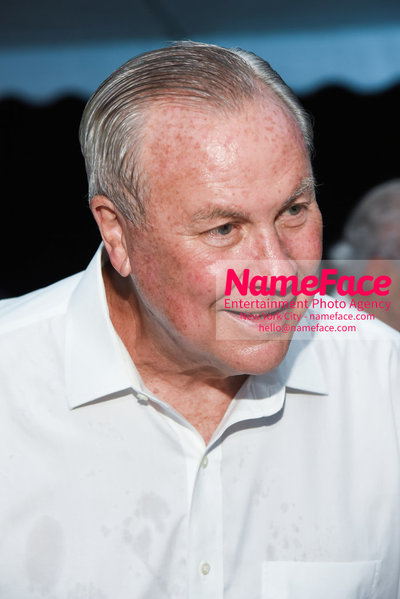 NY: 23rd Annual Watermill Center Summer Benefit & Auction Robert Wilson - NameFace Photo Agency New York City - hello@nameface.com - nameface.com - Photo by Steve Eichner