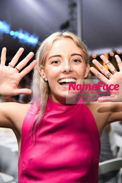 NY: 23rd Annual Watermill Center Summer Benefit & Auction Chloe Norgaard - NameFace Photo Agency New York City - hello@nameface.com - nameface.com - Photo by Steve Eichner