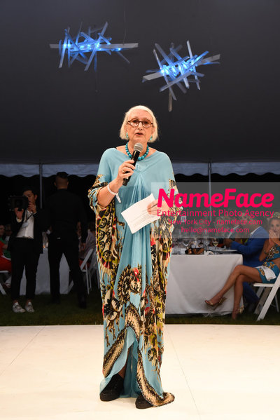 NY: 23rd Annual Watermill Center Summer Benefit & Auction Giancarla Berti - NameFace Photo Agency New York City - hello@nameface.com - nameface.com - Photo by Steve Eichner