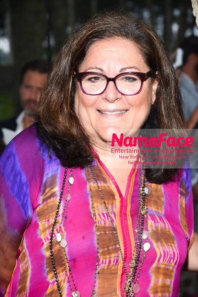 NY: 23rd Annual Watermill Center Summer Benefit & Auction Fern Mallis - NameFace Photo Agency New York City - hello@nameface.com - nameface.com - Photo by Steve Eichner
