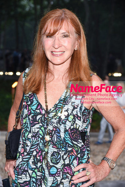 NY: 23rd Annual Watermill Center Summer Benefit & Auction Nicole Miller - NameFace Photo Agency New York City - hello@nameface.com - nameface.com - Photo by Steve Eichner