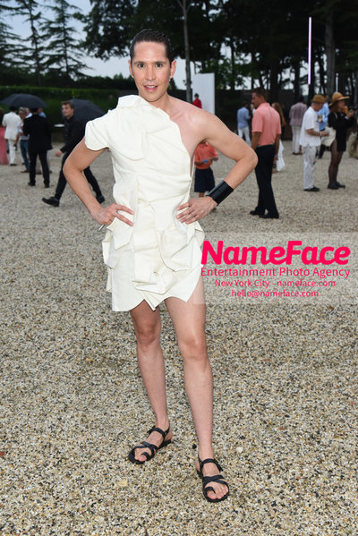 NY: 23rd Annual Watermill Center Summer Benefit & Auction Di Mondo - NameFace Photo Agency New York City - hello@nameface.com - nameface.com - Photo by Steve Eichner