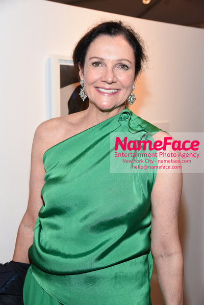 NY: 23rd Annual Watermill Center Summer Benefit & Auction Leslie Stevens - NameFace Photo Agency New York City - hello@nameface.com - nameface.com - Photo by Steve Eichner