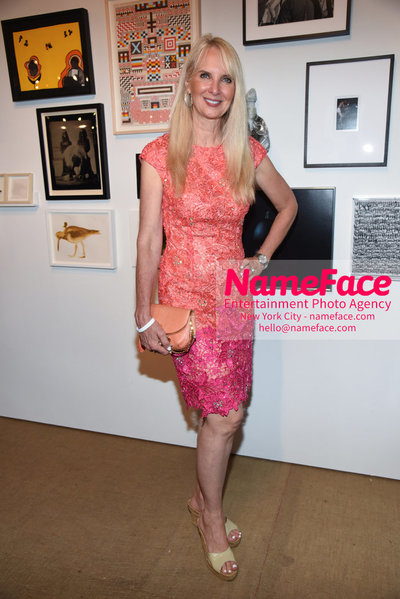 NY: 23rd Annual Watermill Center Summer Benefit & Auction Sara Herbert Galloway - NameFace Photo Agency New York City - hello@nameface.com - nameface.com - Photo by Steve Eichner