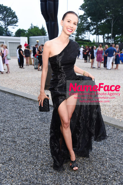 NY: 23rd Annual Watermill Center Summer Benefit & Auction Olena Stetsenko - NameFace Photo Agency New York City - hello@nameface.com - nameface.com - Photo by Steve Eichner