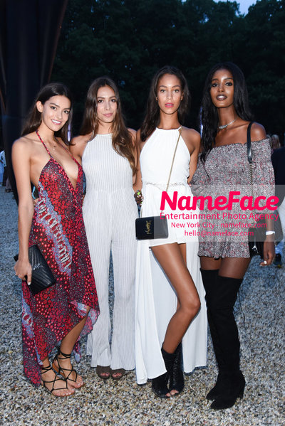NY: 23rd Annual Watermill Center Summer Benefit & Auction Guest - Atmosphere - NameFace Photo Agency New York City - hello@nameface.com - nameface.com - Photo by Steve Eichner